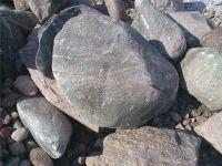 Latvian boulder